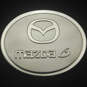 Накладка на крышку бензобака Mazda 6 2005-2007