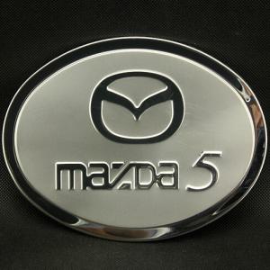 Накладка на крышку бензобака Mazda 5 2005-2010