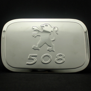 Накладка на крышку бензобака Peugeot 508