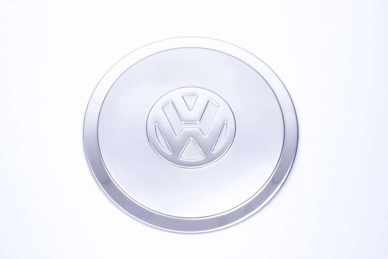 Накладка на крышку бензобака Volkswagen Polo 2001-2009, фото 3