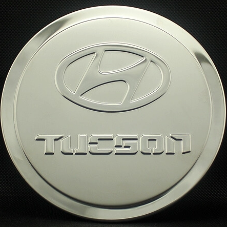 Накладка на крышку бензобака Hyundai Tucson