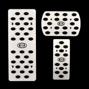 Накладки на педали Kia Rio (автомат ST-109)
