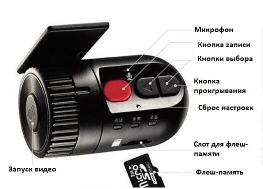 Видеорегистратор DC750, фото 6