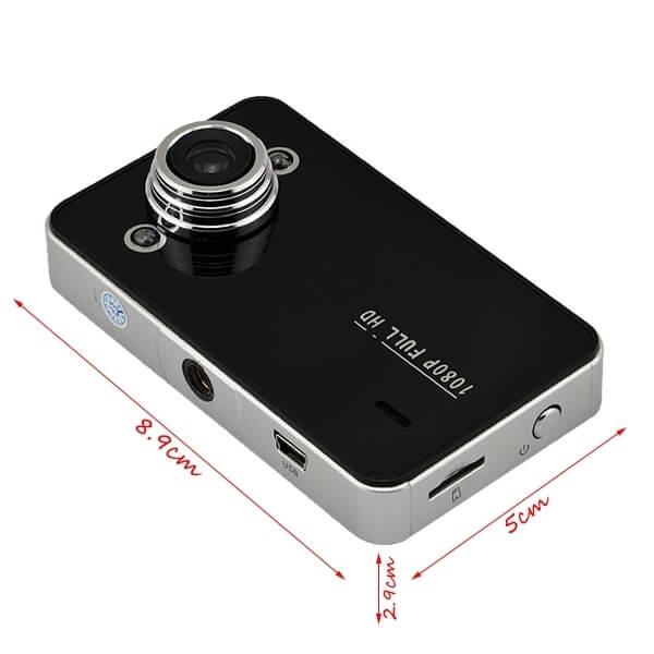 Видеорегистратор Blackbox Full HD 1080p, фото 7