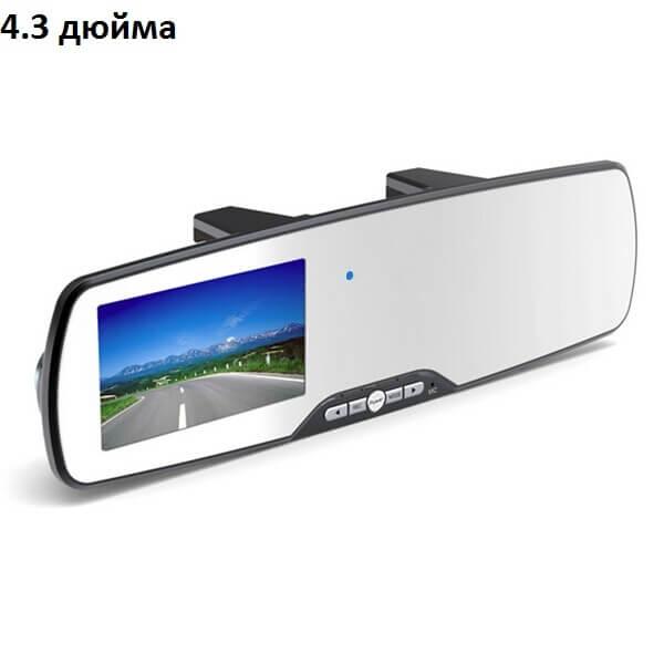 Видеорегистратор в зеркале заднего вида 1080P