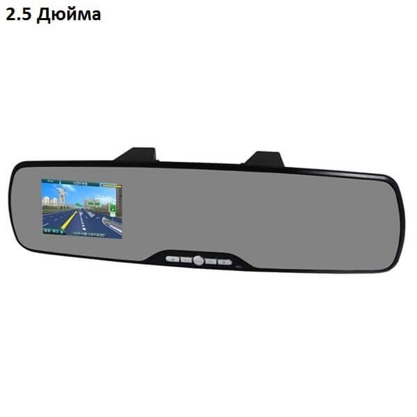 Видеорегистратор в зеркале заднего вида 1080P, фото 4