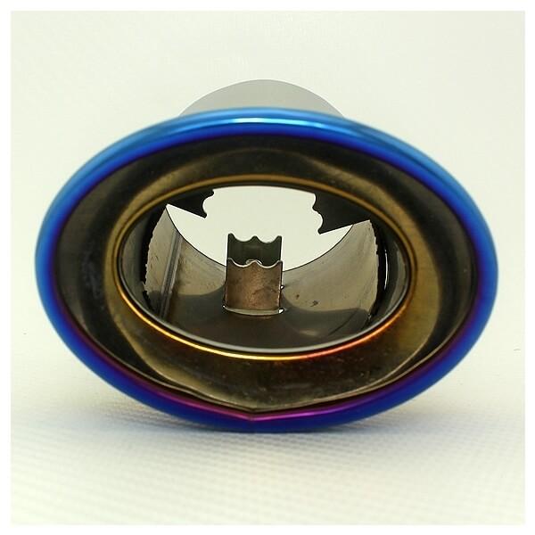 Насадка на глушитель Honda Fit (7653), фото 8