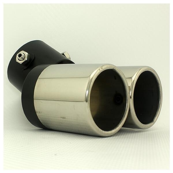 Насадка на глушитель Kia Cerato (6363), фото 2