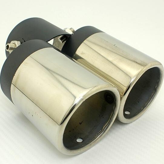 Насадка на глушитель Kia Cerato (6364)