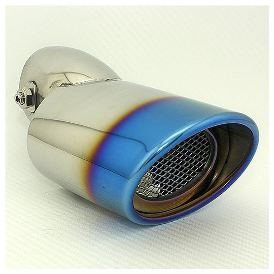 Насадка на глушитель Chevrolet Cruze (8917), фото 7