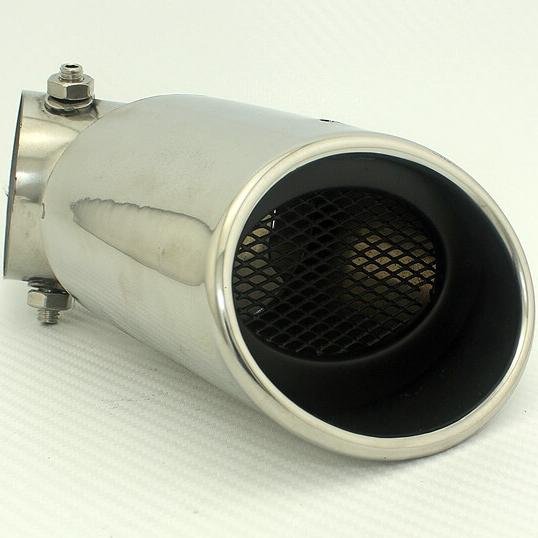 Насадка на глушитель Nissan Qashqai J10 (J17)
