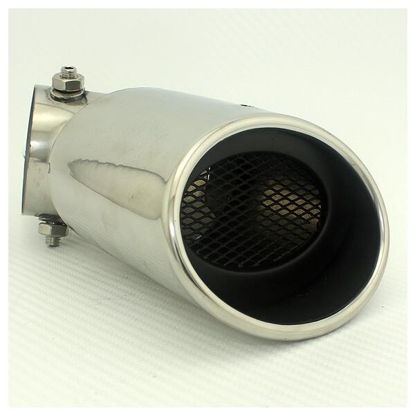 Насадка на глушитель Nissan Qashqai J10 (J17), фото 4