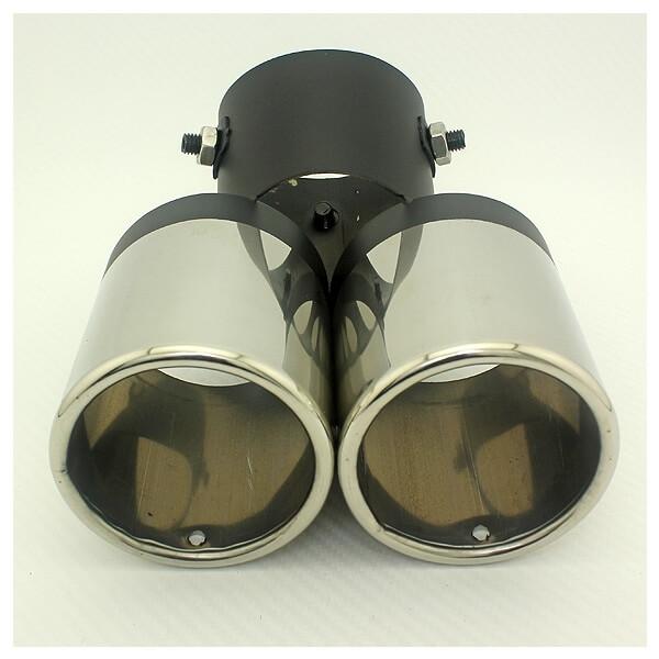 Насадка на глушитель Hyundai IX35 (7676), фото 4