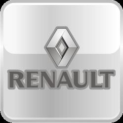 Диодные ходовые огни Renault