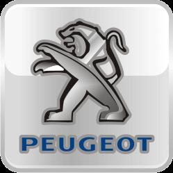 Диодные ходовые огни Peugeot