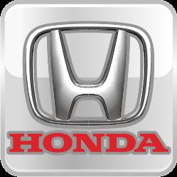 Накладки на пороги с подсветкой Honda
