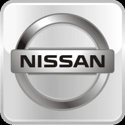 Накладки на пороги с подсветкой Nissan