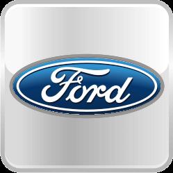 Накладки на пороги с подсветкой Ford