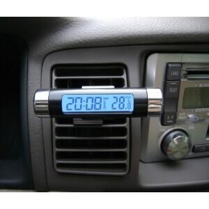 Авточасы (K01) со встроенным термометром