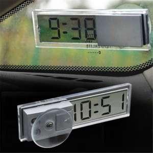 Автомобильные часы на присоске (К-033)