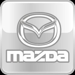 Накладки на пороги с подсветкой Mazda