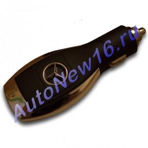 Зарядное устройство с логотипом Mercedes