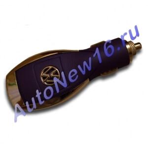 Зарядное устройство с логотипом Volkswagen