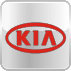 Пороги - подножки Kia