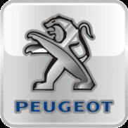 Коврики в подстаканники и в дверные ниши Peugeot