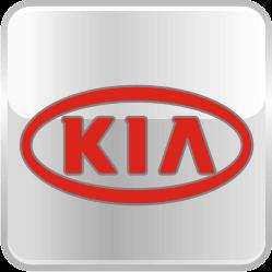 Коврики в подстаканники и в дверные ниши Kia