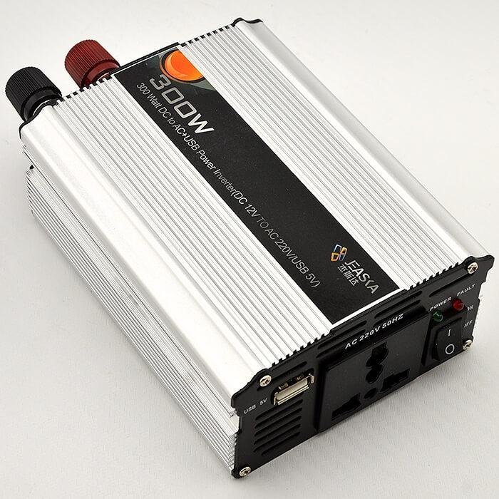 Инвертор-преобразователь 12/220V, фото 4
