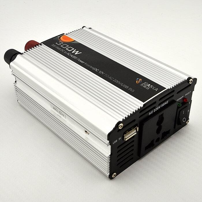 Инвертор-преобразователь 12/220V, фото 5