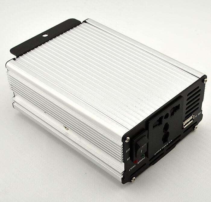 Инвертор-преобразователь 12/220V, фото 6