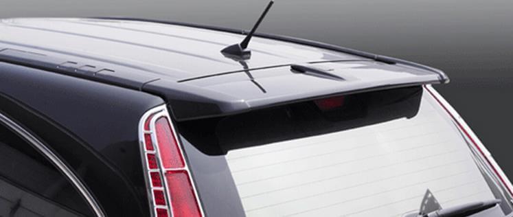 Спойлер на Honda CR-V III, фото 5