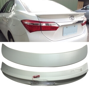Спойлер на Toyota Corolla 160 (2013-2015)
