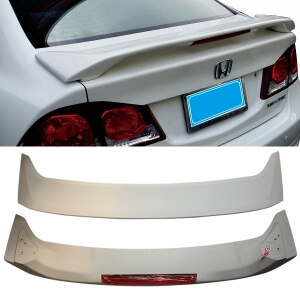 Спойлер на Honda Civic 2006-2012