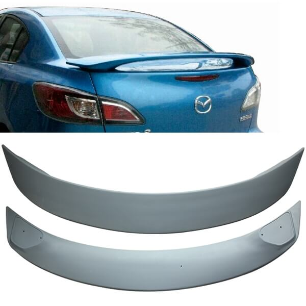Спойлер на Mazda 3 (2009-2013)