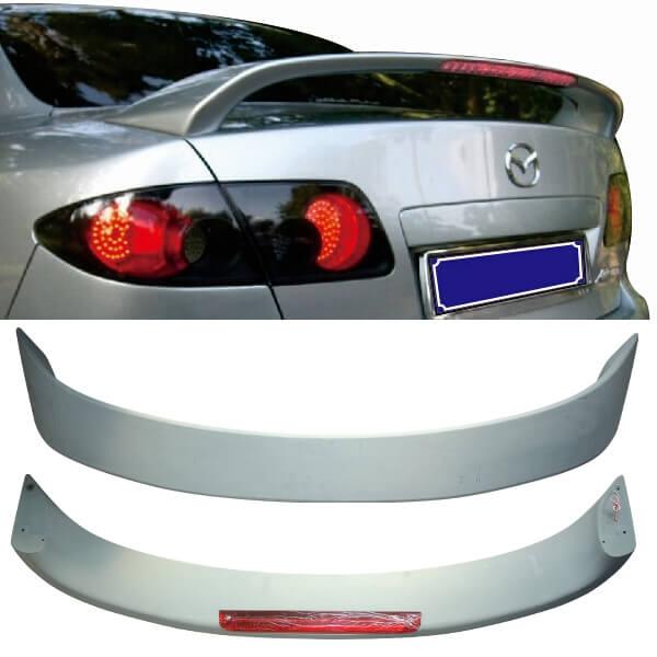 Спойлер на Mazda 6 (2002-2007)