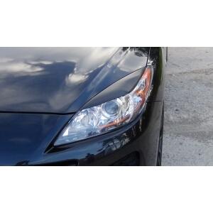 Передние реснички Mazda 3 (2009-2013)