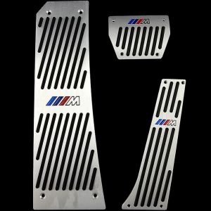 Накладки на педали BMW 5 series F10 (автомат ST-004)