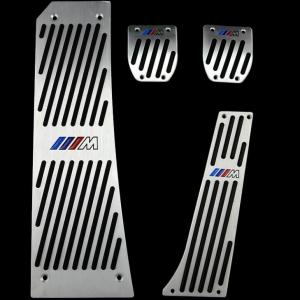 Накладки на педали BMW 5 series F10 (механика ST-004A)