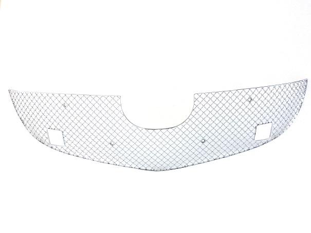 Хромированная решетка радиатора Mazda CX-5 (1 вариант) (2011-2015), фото 4