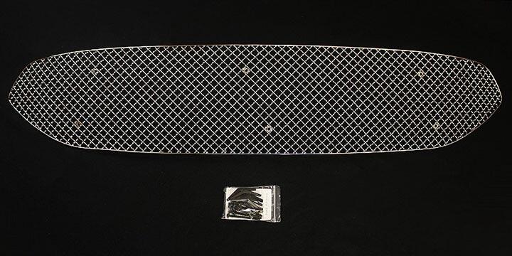 Хромированная решетка радиатора Ford Mondeo 2015, фото 6