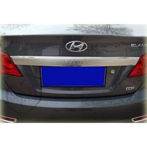 Молдинг на багажник (верхний) Hyundai Elantra 2008-2011