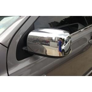 Накладки на зеркала заднего вида Nissan X-Trail (2011-2014)