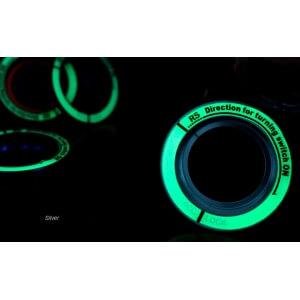 Светящаяся накладка на замок зажигания для Ford Kuga 2 (2012-2016)