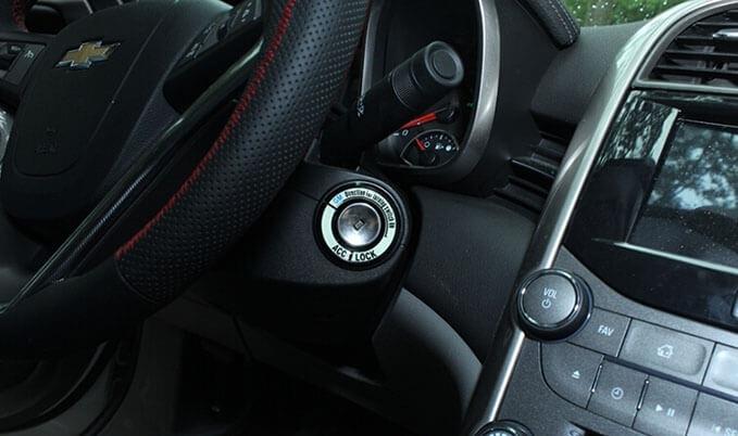 Светящаяся накладка на замок зажигания для Mazda, фото 9