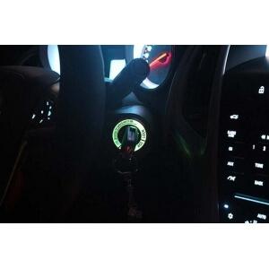 Светящаяся накладка на замок зажигания для Mazda