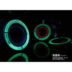 Светящаяся накладка на замок зажигания для  Mitsubishi