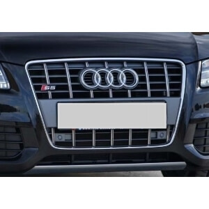 Высокопрочная тюнингованная решетка радиатора Audi A5 в стиле S5 (пред.)